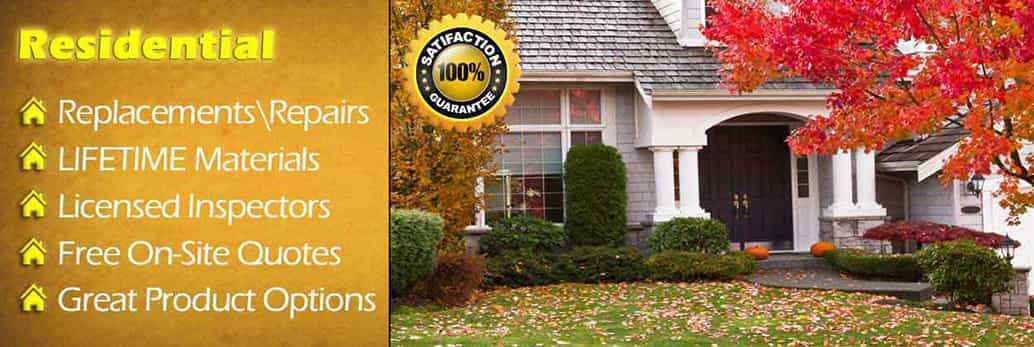 Residential Roofing in Grand Prairie, Texas